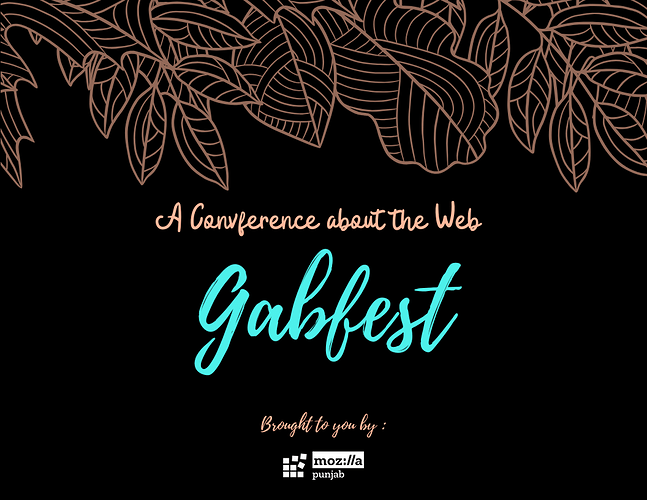 GabFest - A Convference about the Web